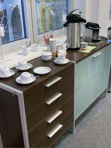 Die NOVA Kaffeebar