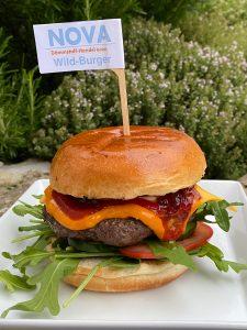 NOVA Wild-Burger
